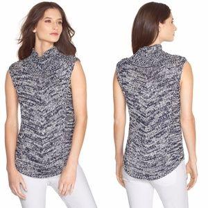 WHBM | Sleeveless Marled Sweater